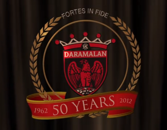 Daramalan intro for 50 years anniversary