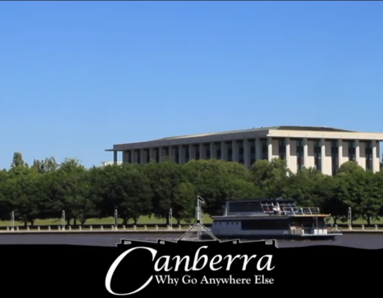 Canberra Promo Video